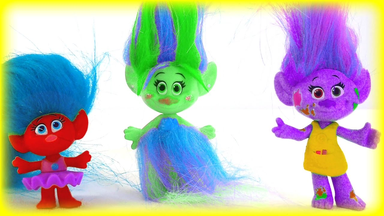 Großartig Ausmalbilder Trolls Branch Poppy Zeitgenössisch ...