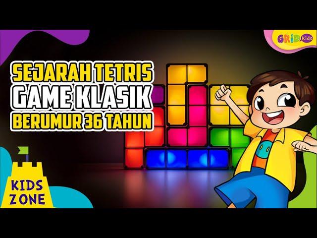 Berusia 36 Tahun Inilah Sejarah Tetris Game Klasik Yang Disukai Banyak Orang Kids