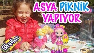Asya ve Babası Piknikte | Asya 'nın Dünyası Eğlenceli Çocuk Videoları
