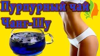 Пурпурный чай Чанг Шу. Средство для похудения.