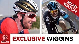 Exclusive Bradley Wiggins Interview – The Pro Peloton Asks Bradley Wiggins