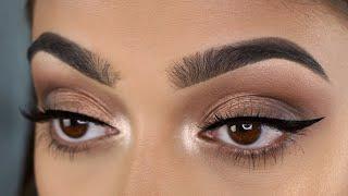 Bronze Glam Makeup Tutorial   Chelseasmakeup