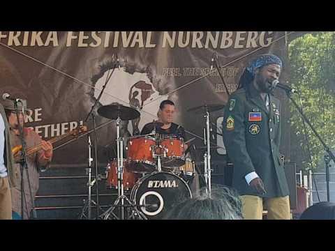 Afrika Festival Nürnberg 2017 - The best Raggy Muzik