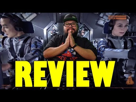 Europa Report A Must Watch Sci fi Movie Review 2018   vLog #82