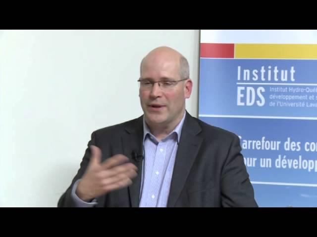 Pascal van Griethuysen - Économie évolutive