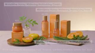 [secret nature] Mandarine Honey Line