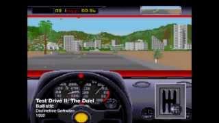 Racing Games on SEGA Genesis (Mega Drive) - ALL 47 Games Released