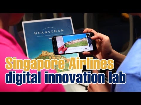 Krislab Singapore Airlines Digital Innovation Hub