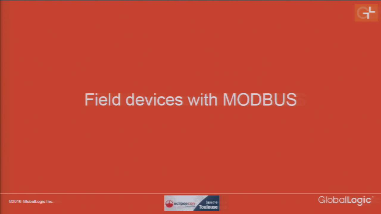 Eclipse Kura & MODBUS - Monitor industrial automation equipment