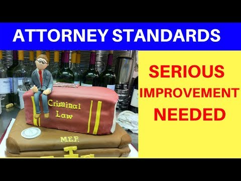 The expectation of a Criminal Defense Attorney.