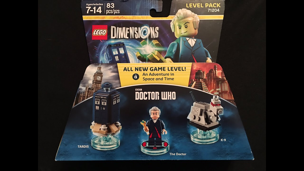 Lego Dimensions 71204 Doctor Who Doctor