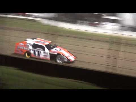 Mid Summer Madness Modified B-Main 1 West Liberty Raceway 8/11/18