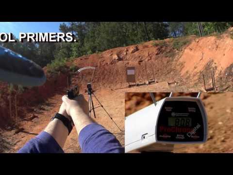 45 Acp Large Primer Vs Small Primer Test