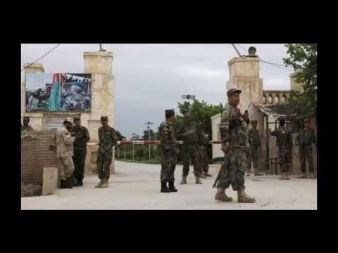 Afghan casualties in Taliban Mazar e Sharif attack pass 100