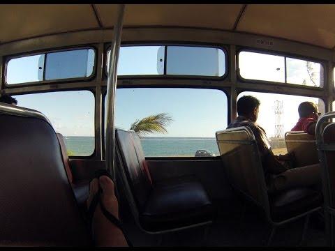 Coastal-Road Mauritius Island