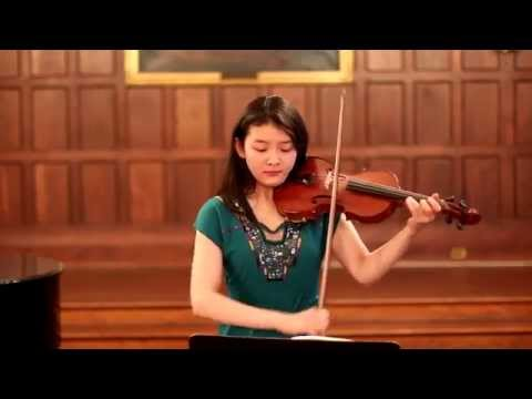 Viotti, Violin Concerto No  23 in G Major - Jennifer Jeon