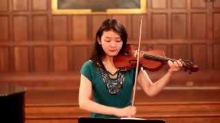 Viotti, Violin Concerto No  23 in G Major - Jennifer Jeon