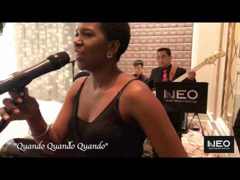 "Neo Music Production - ""Quando Quando"" Hong Kong Jazz Band Live Band - Aberdeen Marina Club"