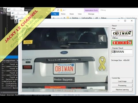 Car License plate recognition OpenCV - Recognize difference type