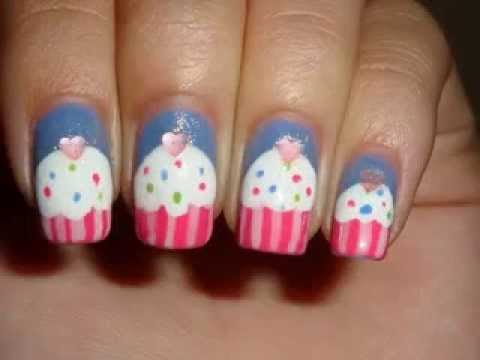 Easy to do beautiful nail art design ideas for kids youtube