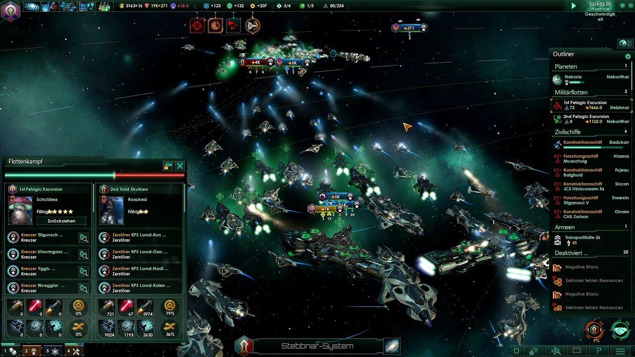 Weltraum Online Spiele