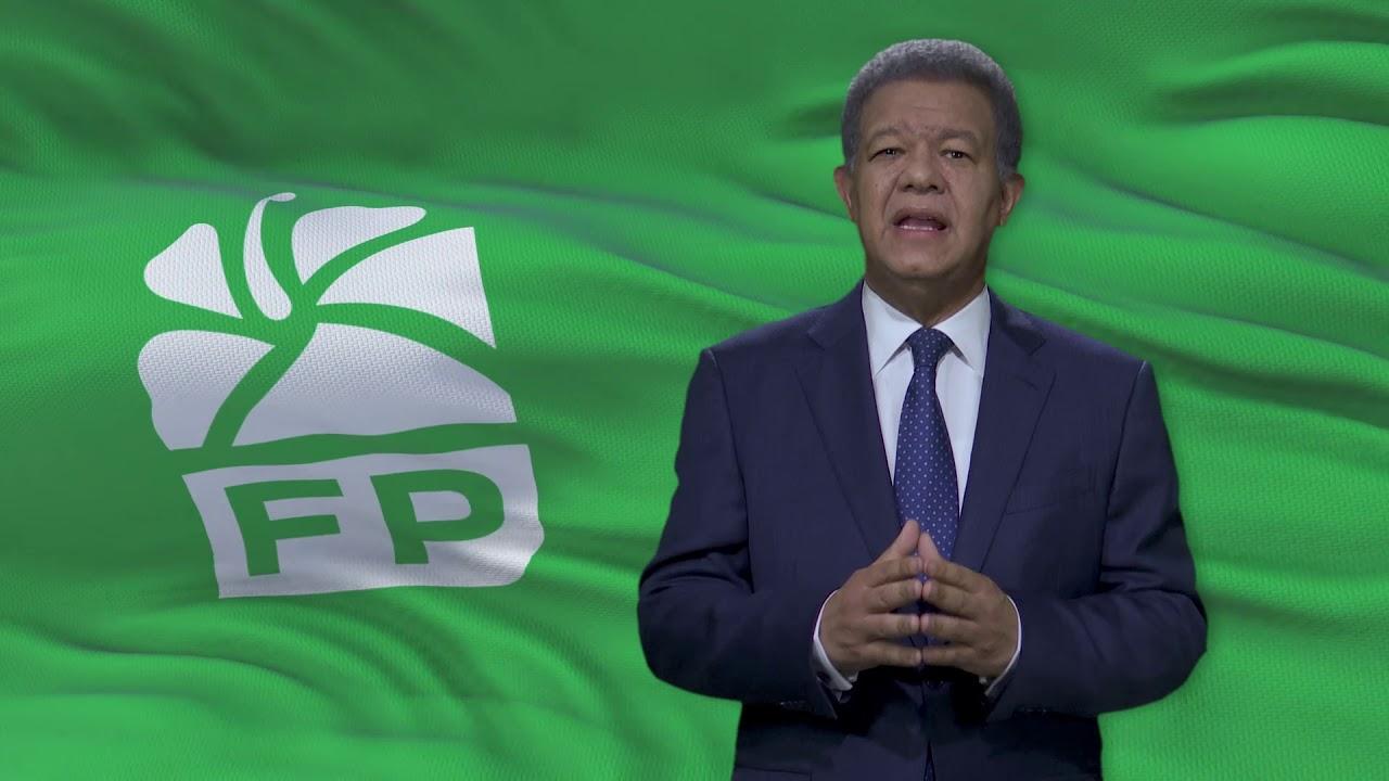 Este 5 de julio, vota 18 por Leonel Fernández y la Fuerza del Pueblo.