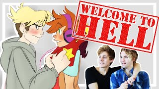 Скачать WELCOME TO HELL Animated Short Film REACTION