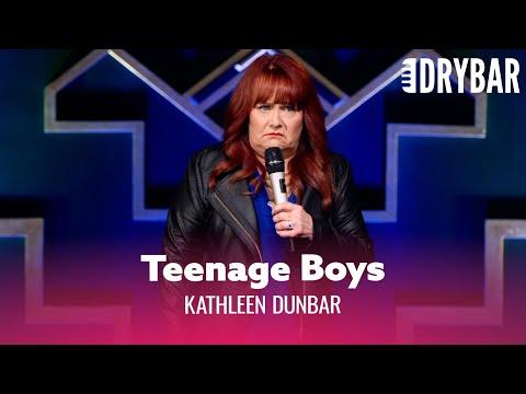 Teenage Boys Are The Laziest People On Earth. Kathleen Dunbar