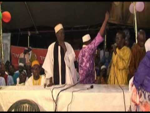 Gamou de Grand Dakar le 06 Avril 2013 Part 1
