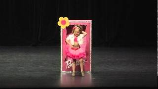 Charlotte 1st Jazz Solo - Barbie Girl