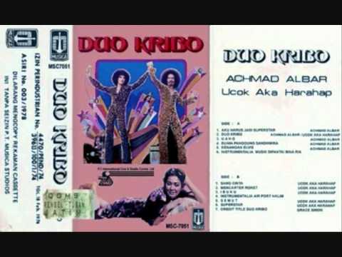 Duo Kribo_Dunia Panggung Sandiwara