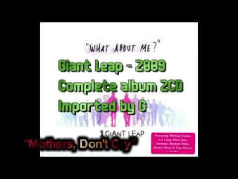 "1 Giant Leap - ""What about me?"""