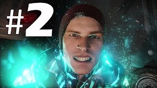 Infamous Second Son Part 2 - Mr. Cool - Gameplay Walkthrough PS4