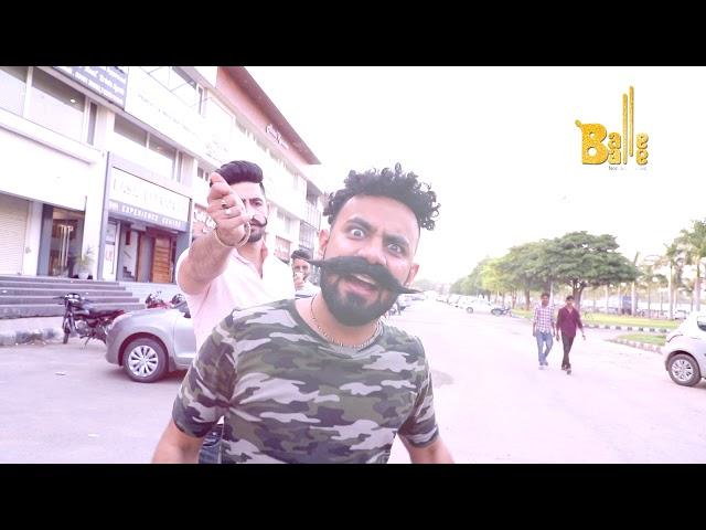 Unwanted Jagga Vs Jaggi Kharoud | Balle Balle TV | Punjabi Troller