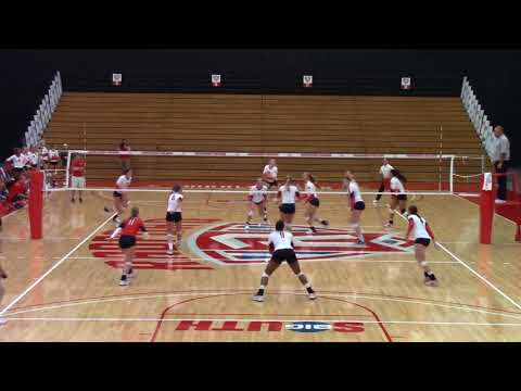 2017 Radford University Volleyball Alumnae Game