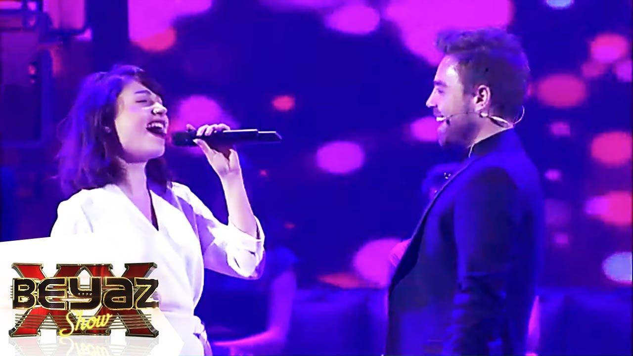 Murat Dalkılıç ve Zeynep Bastık'tan Bu Kalp Sen Şarkısı - Beyaz Show