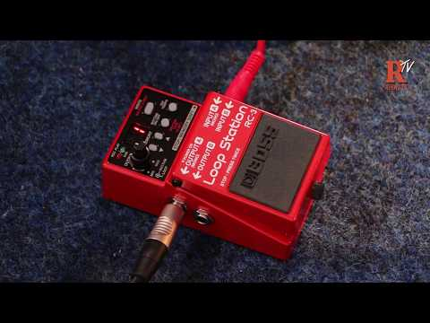 How to Use a Looper - Our Easy Looper Guide with a BOSS RC-3