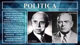 Lectia de istorie 27 - Regimul comunist din România 1