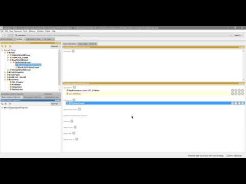 Modelling of Semantic Information Step 1