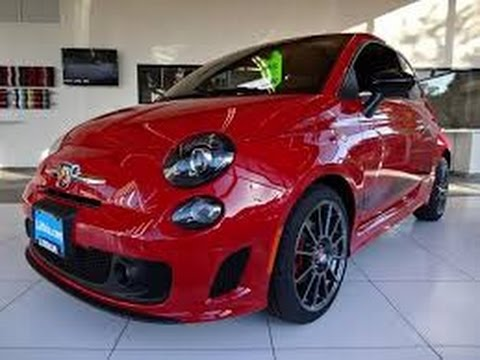 2016 Fiat 500 Abarth >> 2016 Fiat 500 Abarth Review Test Drive And Review Youtube