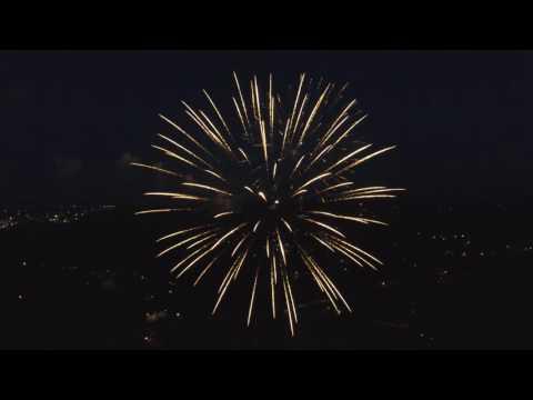 Garden City, Kansas July 4th Fireworks 2016
