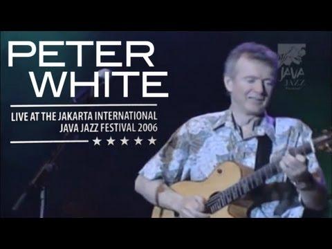 "Peter White ""Promenade"" at Java Jazz Festival 2006"