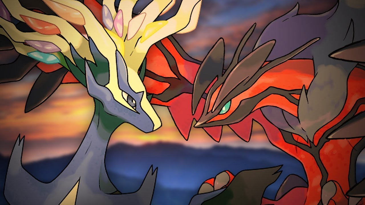 how to get xerneas in pokemon y without trade