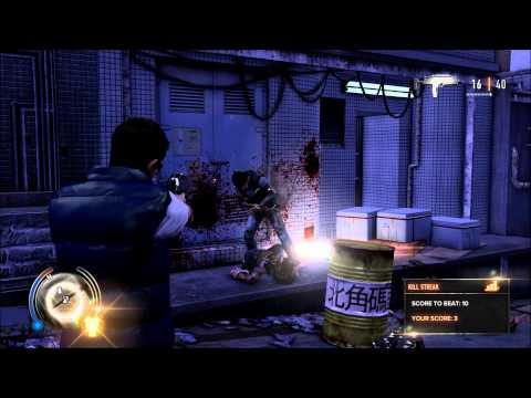 Sleeping Dogs: Hacking Security Camera and Finding Lockboxes HD