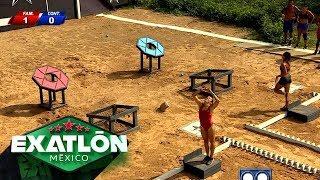 Ana regresa a la competencia con gran victoria   Exatlón