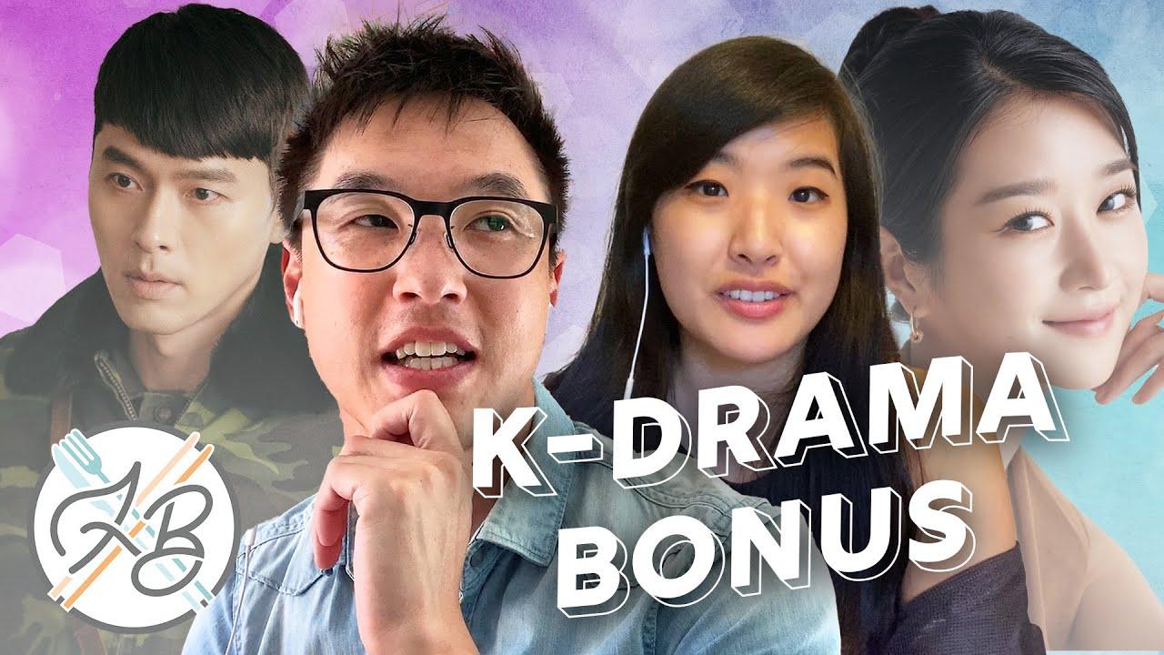 Reviewing Crash Landing, Itaewon Class, & It's Okay To Not Be Okay - Lunch Break BONUS!