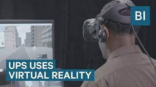 UPS Will Start Utilizing Virtual Reality To Teach Driver Safety