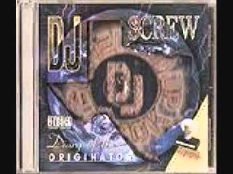 dj screw  no surrender  bone thuggs