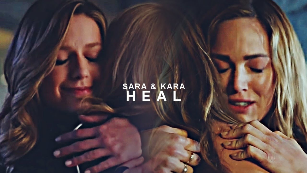 sara & kara | somethings last [au]
