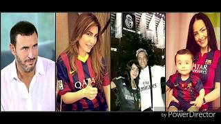 فريق كرة القدم المفضل لدى المشاهير !! برشلونة او ريال مدريد